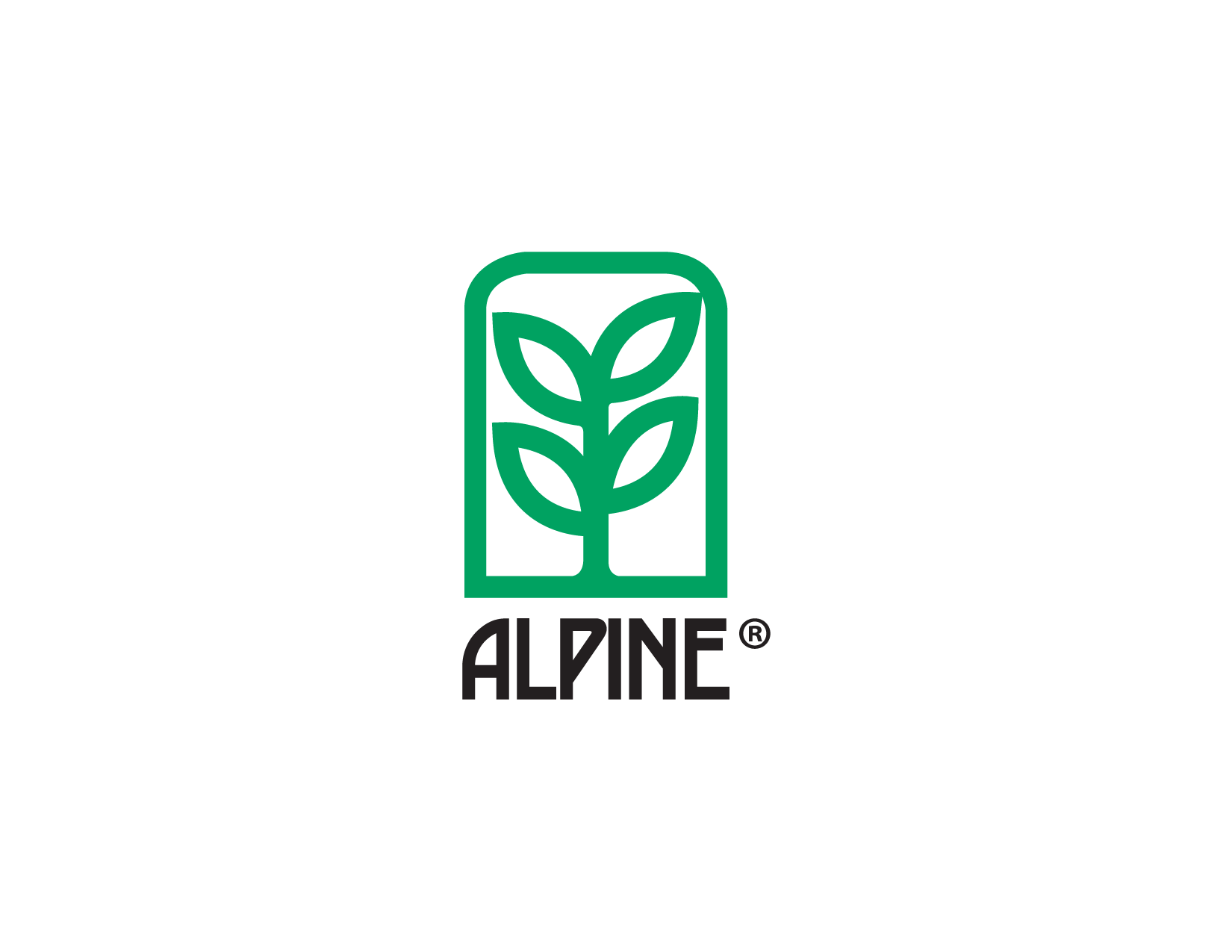 Alpine Fertilizer Logo