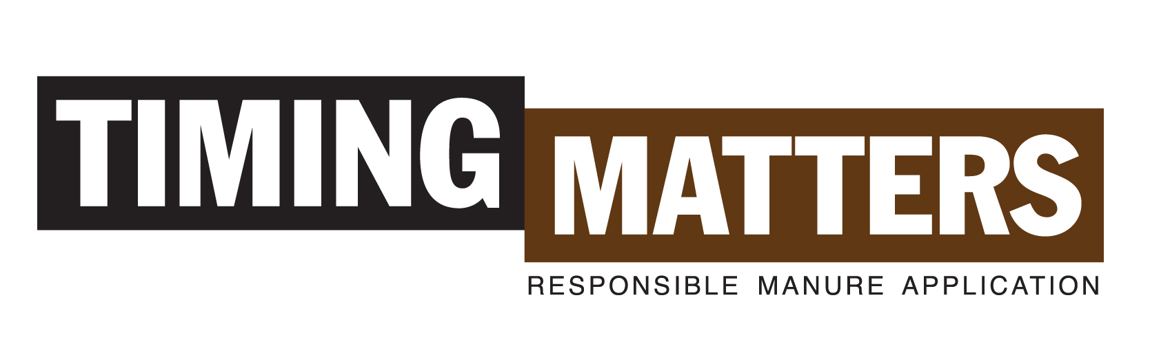 Farm and Food Care-Timing Matters Logo