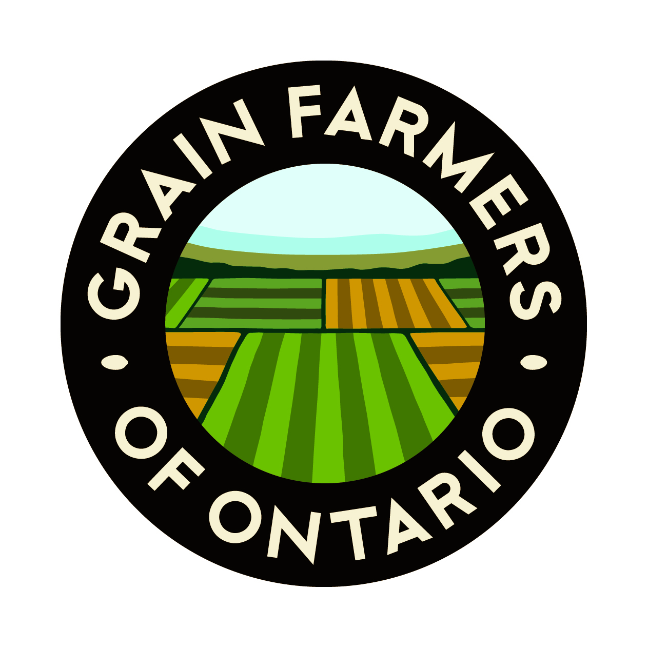 Grain Farmer of Ontario Logo