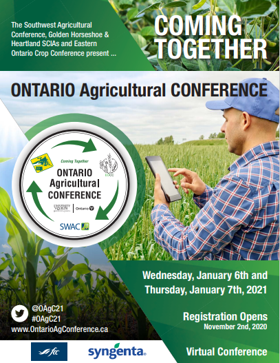 Ontario Agricultural Brochure