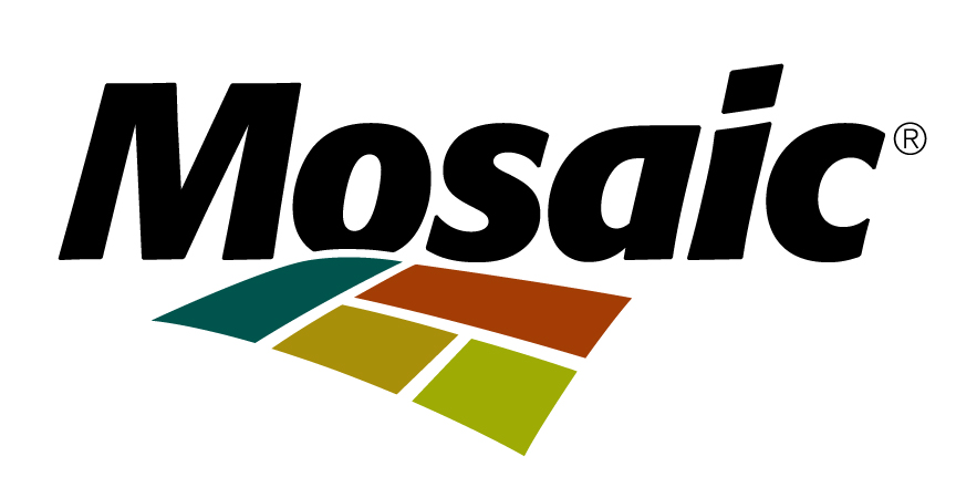 Mosaic - Crop Nutrition Logo